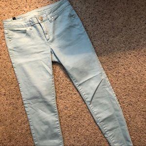 LC light blue pants